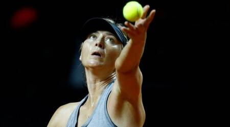 Maria Sharapova, Maria, Sharapova, wildcard, wildcard entry, French Open, doping ban, doping, tennis stories, sports stories, Indian Express