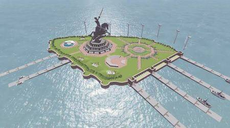 Shivaji memorial: Nod for 210 m statue, tallest in the world