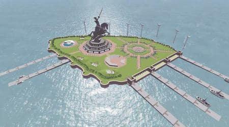 Maharashtra: BJP MLA's remarks over Shivaji Memorial spark protest, Opposition parties demandapology