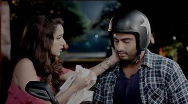 half girlfriend trailer, half girlfriend, arjun kapoor, shraddha kapoor, half girlfriend image
