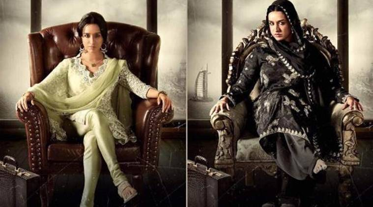 Shraddha Kapoor Is The New Ferocious In 'Haseena The Queen Of Mumbai'
