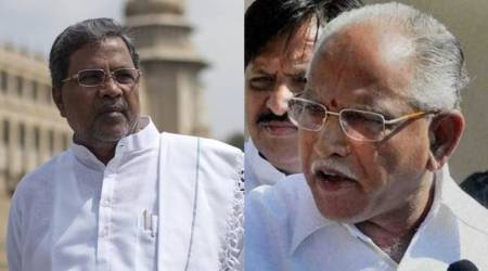 Siddaramaiah asks PM Modi to 'walk the talk' on corruption, Yeddyurappa leads counter charge