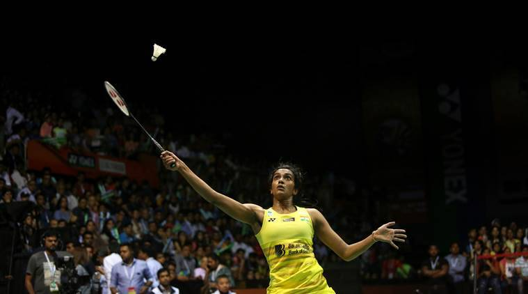 pv sindhu, sindhu, sindhu vs marin, pv sindhu vs carolina marin, india open, india open 2017, india open 2017 final, badminton news, badminton, indian express