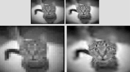 computer controlled camera, single pixel cameras, prioritise objects, specific areas in field of view, processing time, Terahertz frequencies, Science, Science news