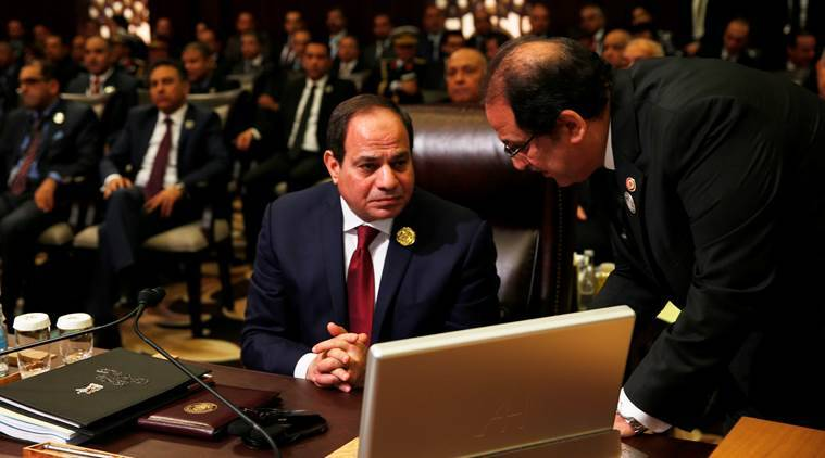 Abdel Fattah al-Sisi, donald trump, sisi Trump, al-sisi trump meet, US egypt, egypt, US, Egypt President Abdel Fattah al-Sisi, barack obama, IS, ISIS, islamic state, Egypt IS, latest news, latest world news