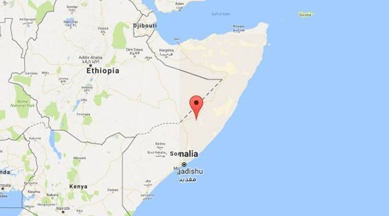 14 killed as soldiers clash over drought food aid in somalia the somalia baidoa drought humanitarian crisis stealing drought food sciox Images