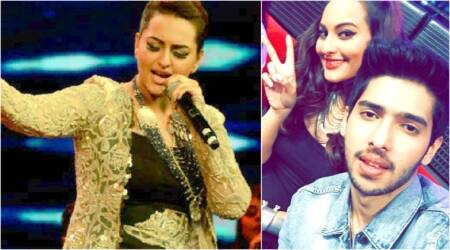 armaan malik, sonakshi sinha, armaan malik sonakshi sinha, sonakshi sinha armaan malik, armaan malik singer, sonakshi sinha actor, entertainment updates, indian express
