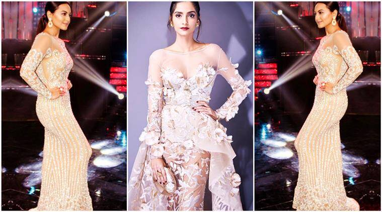 Sonakshi Sinha Or Sonam Kapoor Who Carries Off The Sheer