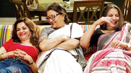 Sonata movie review: Shabana Azmi can sing and it's the only takeaway fromSonata