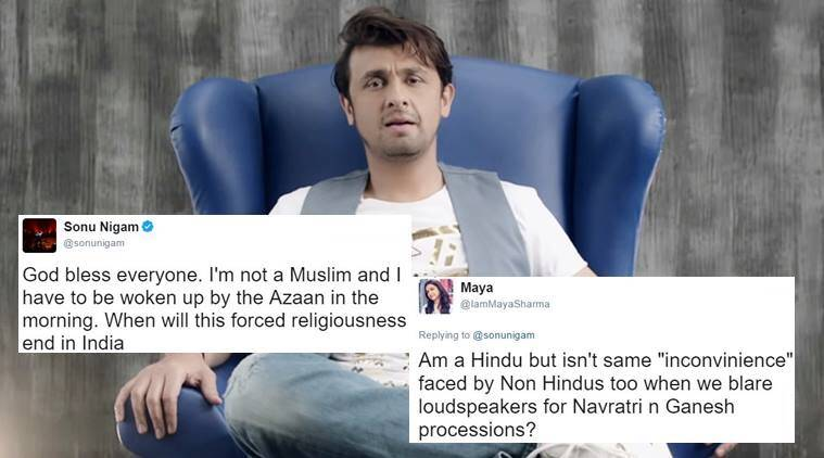 Sonu Nigam has raised a valid issue, but with a noisy set of tweets