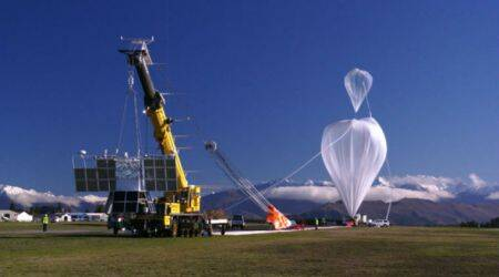 NASA, Super Pressure balloon, cosmic ray detection, southern hemisphere mid latitude band, New Zealand missions, NASA Balloon programme, Extreme Universe Space Observatory on a Super Pressure Balloon EUSO SPB, high-energy particles, global journey, NASA heavy life balloons, Science, Science news