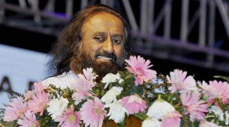 Families of slain militants, soldiers call Kashmir youth to adopt non-violence at Sri Sri's 'Paigam-e-Mohabbat'