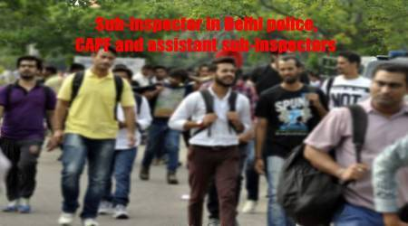SSC SI in Delhi Police, CAPFs, CISF recruitment 2017: Apply for 2224 posts
