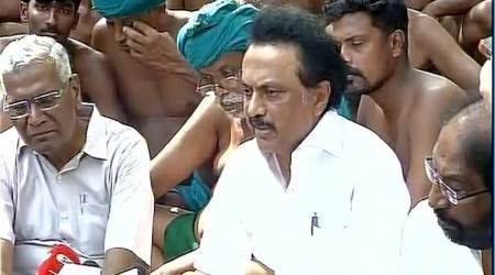 MK Stalin fishing in troubled waters: BJP on his 'no-confidence motion' plan