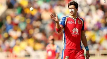 Mitchell Starc ruled out of IPL 2018