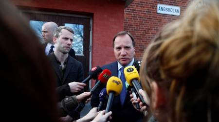 Swedish PM Stefan Lofven removes two ministers in data scandal, opposition wantsmore