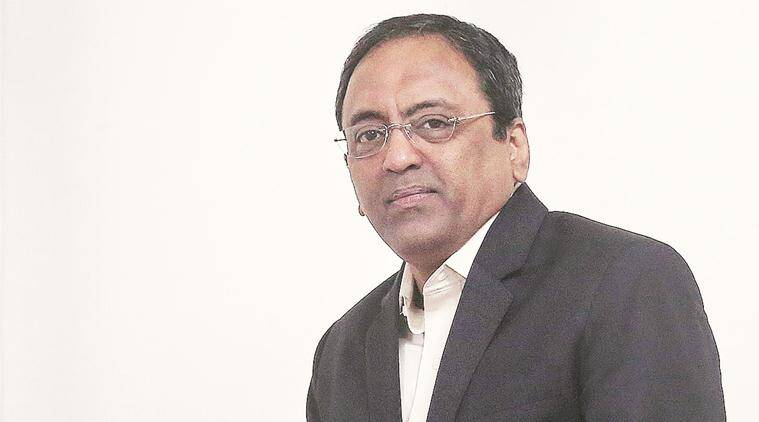 S N Subrahmanyan,Larsen & Toubro,Subrahmanyan-managing director ofLarsen & Toubro, A M Naik, Indian economy, India news, Indian Express