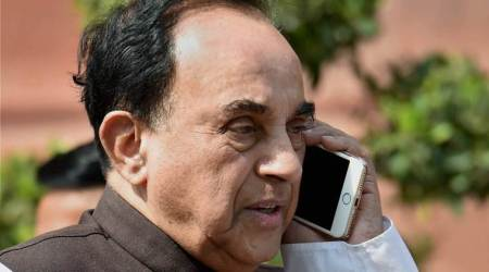 Subramanian Swamy writes to PM Modi, says corruption cases delayed