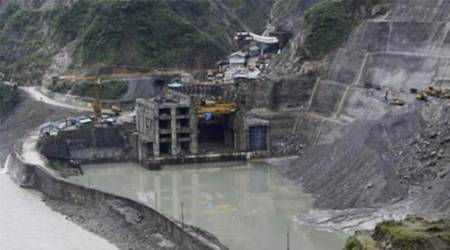 Assam, Lower Subansiri hydel project, AASU protest, Parliament on Subansiri hydel project, Centre to resume Lower Subansiri hydel project, Piyush Goyal on Lower Subansiri hydel project, India news, Indian Express news