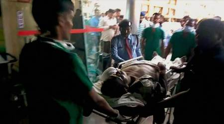 CRPF jawan injured in bomb blast in Chhattisgarh's Bijapur