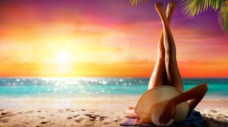 sun burn, sun tan, summer beauty tips, summer tips, how to save yourself from tan, sun tan, beauty, indian express, indian express news
