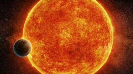 Super earth, red dwarf star, Nature magazine, Cetus constellation, 39 light years away, exo-planets, Planet LHS 1140b, HARPS Spectograph, MEarth South Telescope, Science, Science news