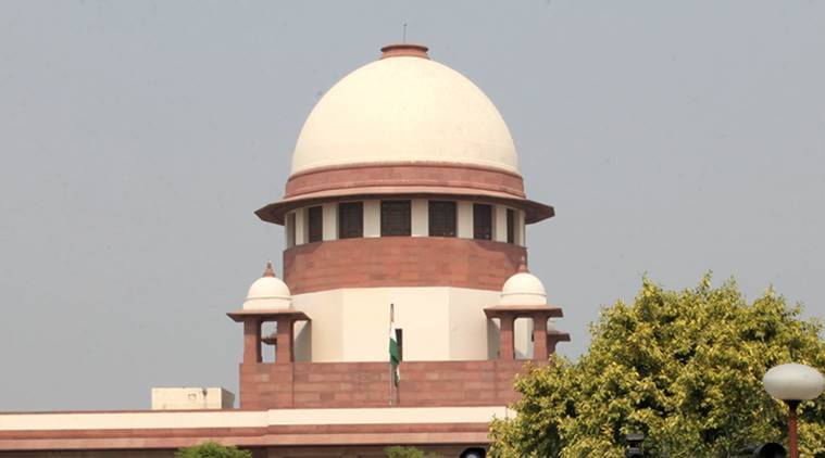 supreme court, indian express