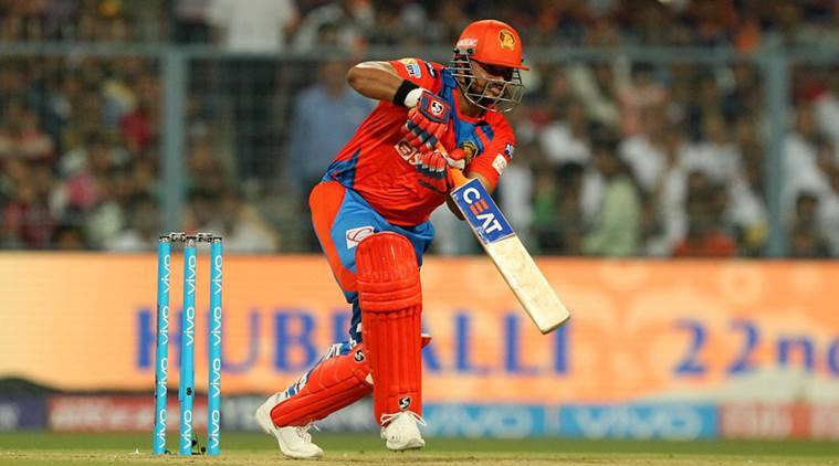 suresh raina, raina, kkr vs gl, kolkata vs gujarat, gujarat vs kolkata, kolkata knight riders vs gujarat lions, ipl 2017, ipl news, cricket news, cricket, indian express