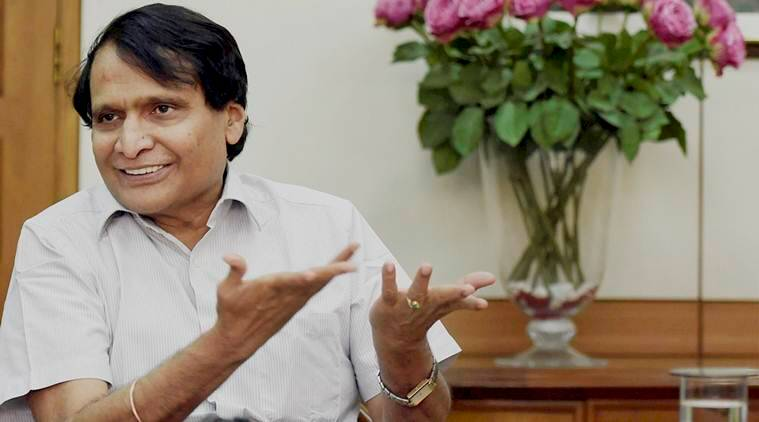 Suresh Prabhu, Suresh Prabhu on railway employees, Indian railways