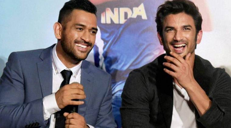 IPL 2017: Reel Dhoni Sushant Singh Rajput comes out in MS Dhoni's ...
