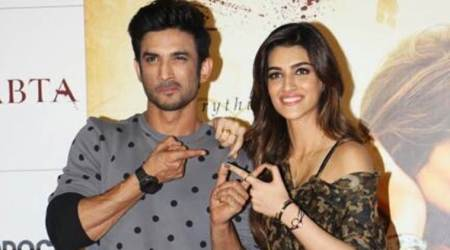 sushant singh rajput, kriti sanon new movie