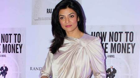 Madras HC stays warrant for Sushmita Sen's appearance in car import case