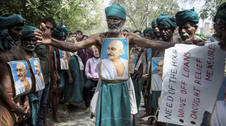 Centre, Tamil Nadu government turning deaf ear to our demands:Farmers