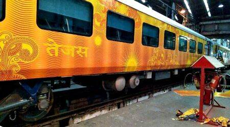 40 taken ill after breakfast on Tejas Express, rail food under scanner