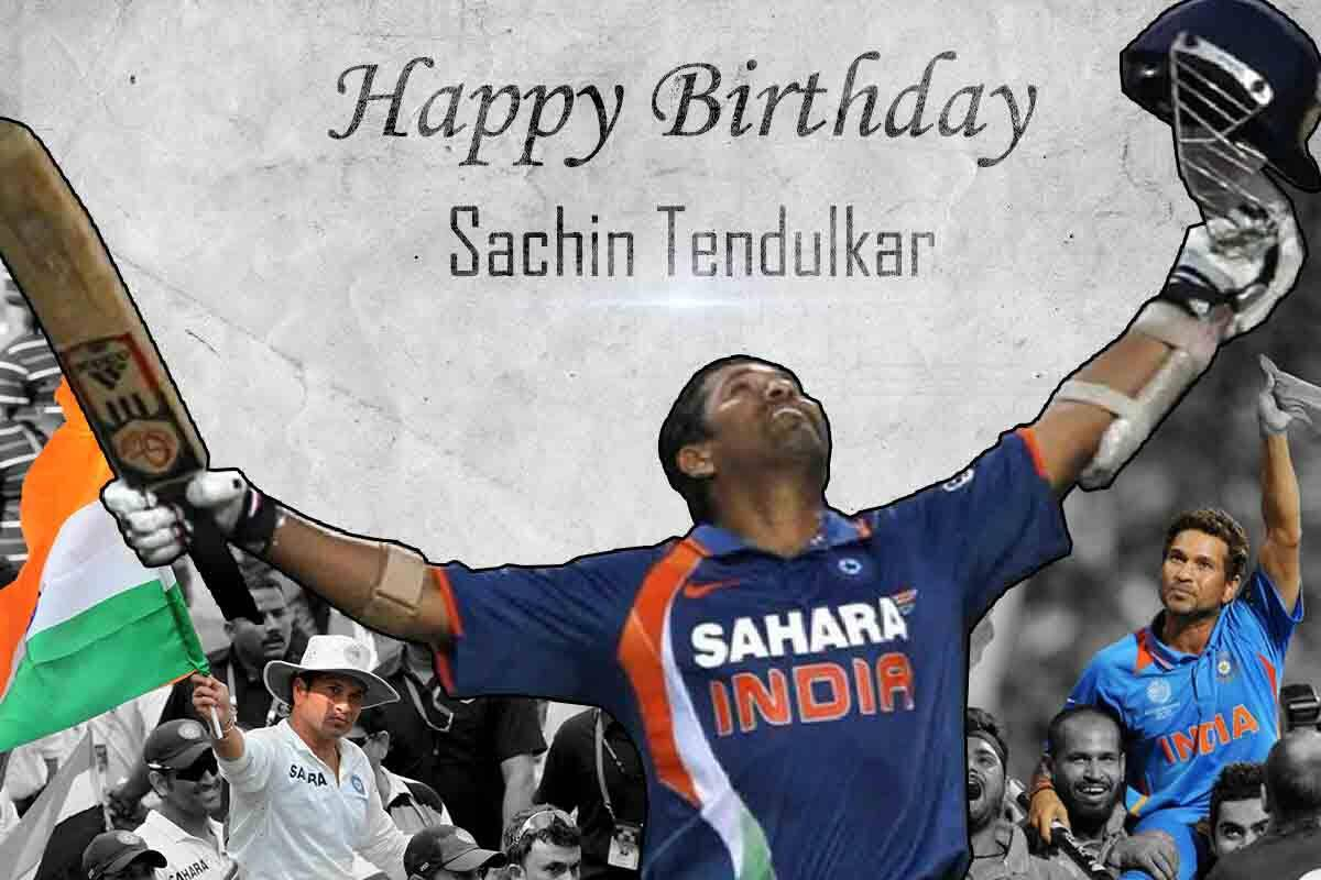 Sachin Tendulkar, tendulkar, happy birthday sachin tedulkar, happy birthday sachin, sachin tendulkar birthday, tendulkar birthday, tendulkar records, tendulkar age, tendulkar news, sachin tendulkar news, cricket news, cricket, indian express