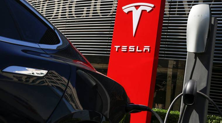 Tesla, elon musk, tesla india launch, tesla factory india, nitin gadkari tesla, electric cars india, news, business news