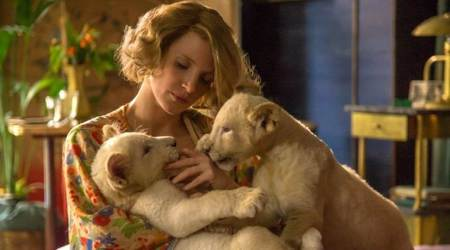 The Zookeeper's Wife movie review: Lost in the Zoo