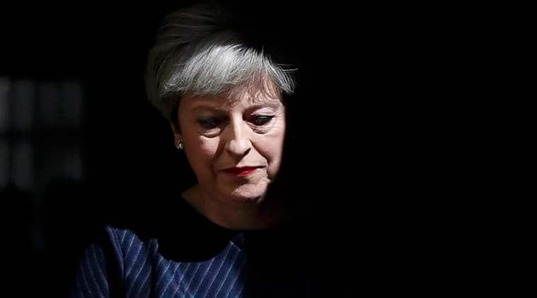 Theresa May, UK elections, UK polls, UK Snap elections, UK general elections, Theresa May elections, UK PM elections, Brexit, Brexit talks, UK Parliament, World news, Indian Express