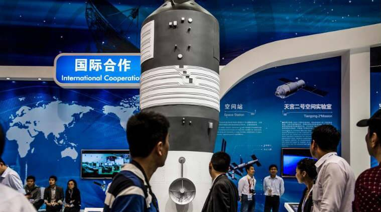 China, unmanned cargo Space craft, Tianzhou 1, Wenchang Space Launch Centre, Southern Hainan Province, Tube like craft measures,  Space centre, space craft, China fast expanding space programme,  Tiangong 2 space station, Science, Science news