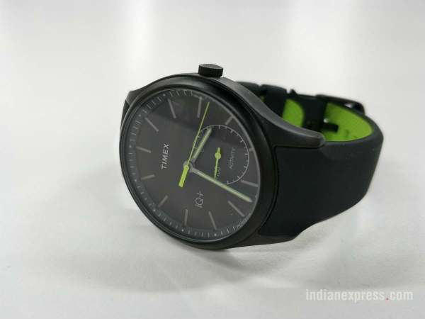 Timex IQ+ Move, Timex IQ+ Move review, Timex IQ+ Move launched in India, Timex IQ+Move price in India, Timex IQ+ Move fitness tracker, Timex IQ+ Move smartwatch, Timex IQ+ Move hybrid smartwatch. Timex, Timex watches, Timex watches India, technology, technology news