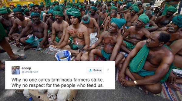 tamil nadu, farmers, tamil farmers protest, tn farmer protest, tn farmer drink urine, tn farmer delhi protest, tamil farmers drink urine, delhi news, tamil nadu news, india news, indian express