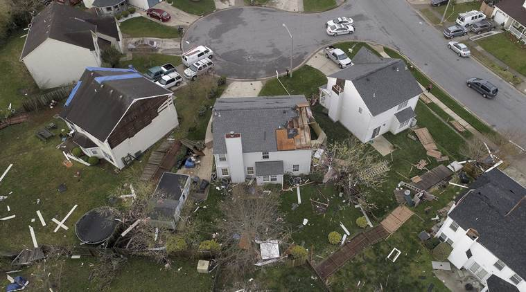 Northern Neck hospital damaged in storm; NWS investigating possible tornado