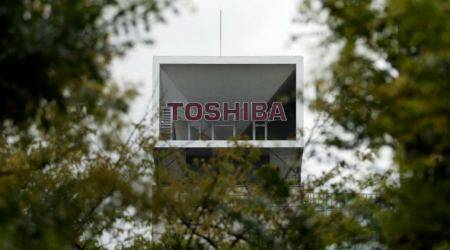 Toshiba said to place temporary hold on memory chip business