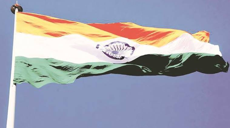 attari flag, attari tallest flag, punjab tallest flag, tallest flag in india, attari border, pakistan border tallest flag, attari flag shorten, attari flag problem, indian express