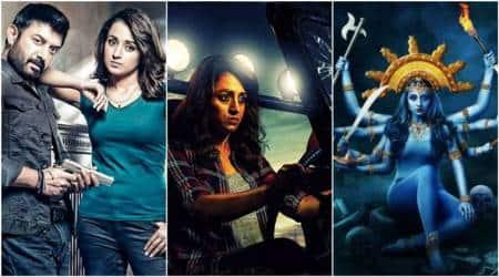 Trisha wraps up shoot for Garjanai, Sathuranga Vettai 2 andMohini