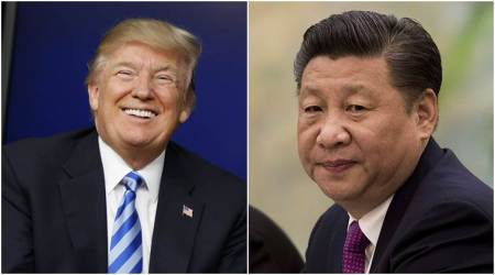 China, US China ties, Chinese People's Liberation Army, US admiral on China, Donald Trump, world news, indian express news