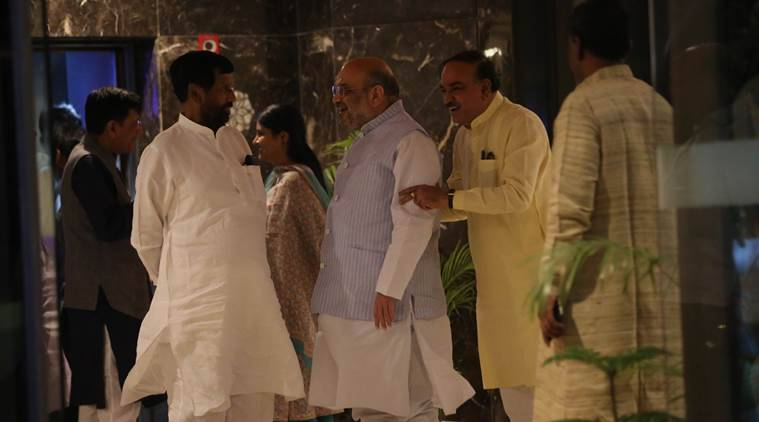 NDA meet: Resolution to succeed in 2019 elections under PM Modi's guidance