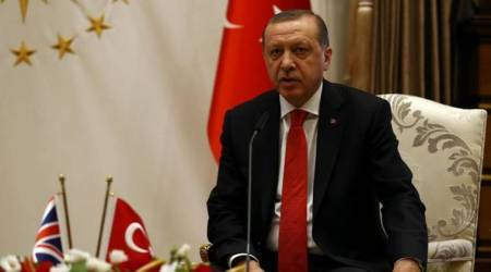 Turkey's Tayyip Erdogan holds talks with leaders on lowering Qatar tension: Reports