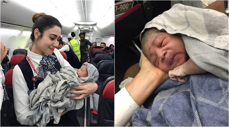 Woman Gives Birth To Baby Girl Mid Flight On Turkish