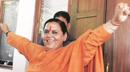 Will remain connected with Ganga: Uma Bharti